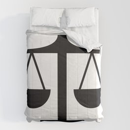 weight scale Comforters
