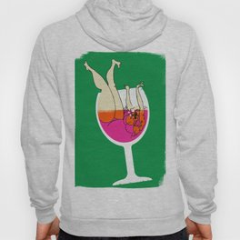 Drink Responsibly - Don't Spill your Drink Hoody