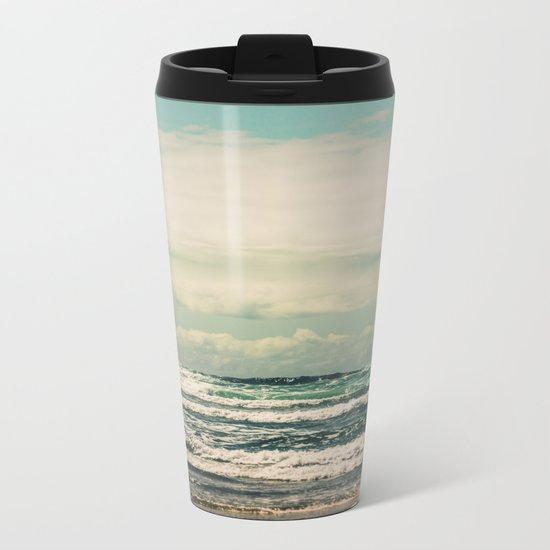 Warm Tide Metal Travel Mug