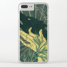 Aconite Clear iPhone Case