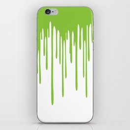 Snot Drippings iPhone Skin