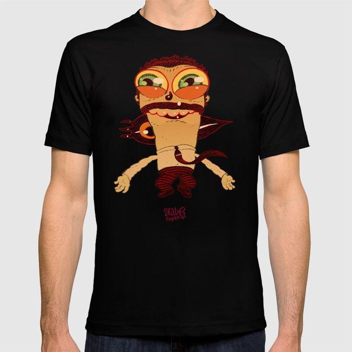 eddy with eel T-shirt
