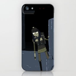 the scythian iPhone Case