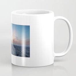 Paris, Sunset Coffee Mug