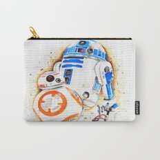 R2d2&BB8 Carry-All Pouch
