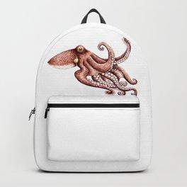 Octopus (Octopus vulgaris) Backpack