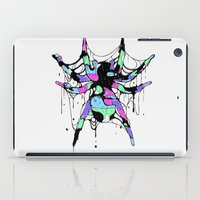 spider iPad Cases featuring SPIDER by maivisto