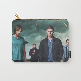 Supernatural Season 9 Promo  Carry-All Pouch