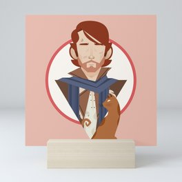 Critical Role   The Mighty Nein – Caleb Mini Art Print