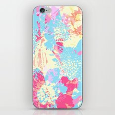 floral 005. iPhone & iPod Skin
