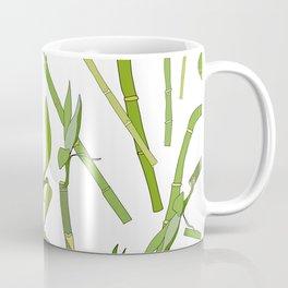 Scattered Bamboos Coffee Mug