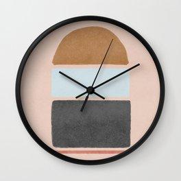Abstract interaction #123 Wall Clock