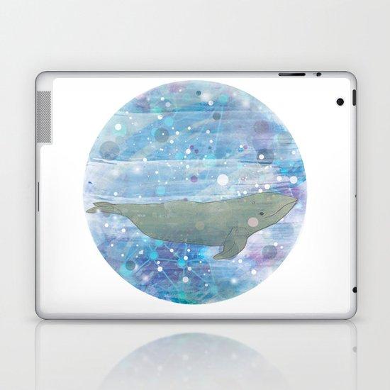 Illustration Friday: Round Laptop & iPad Skin
