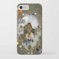 calavera iPhone & iPod Cases featuring calavera  by sustici