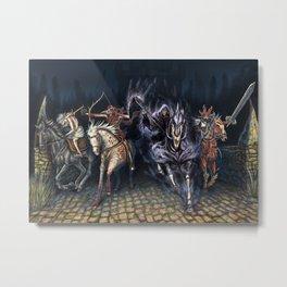 The Four Horsemen of the Apocalypse 2016 Metal Print