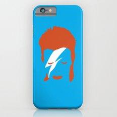 Ziggy Stardust - Blue iPhone 6s Slim Case