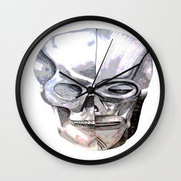 Cerebro Wall Clock