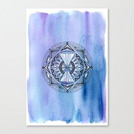 Geometric Circle 2 Canvas Print