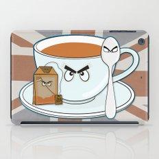 Tea fury iPad Case