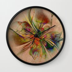 Exotic Wall Clock