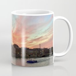 Parisien Sunset Coffee Mug