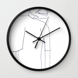 2001-09-11 (1) Wall Clock