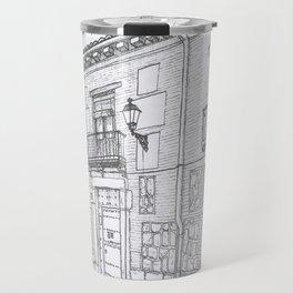 Streets of Alcalá Travel Mug