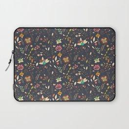 Flower pattern 02 Laptop Sleeve