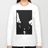 punisher Long Sleeve T-shirts featuring The Punisher by Rob O'Connor