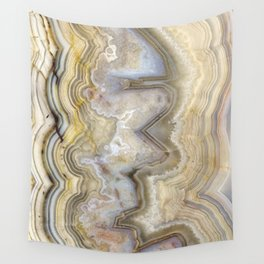 Jagged Agate Wall Tapestry