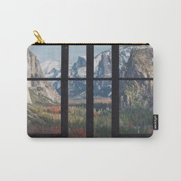Yosemite Window Carry-All Pouch
