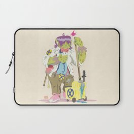 Finding the Perfect Play List Laptop Sleeve