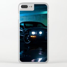 2006 Mustang - Photo Clear iPhone Case