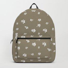 Capo Blanco - Gold Backpack