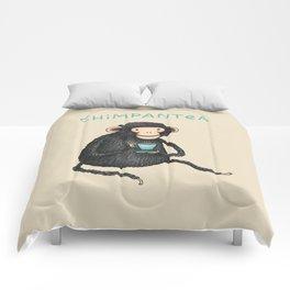 Chimpantea Comforters