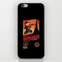 Tower of Darkness iPhone Skin