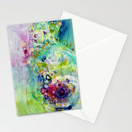 Invited To The Klimt's Stationery Cards