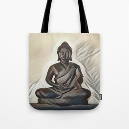 Siddhartha Gautama - Buddha Tote Bag