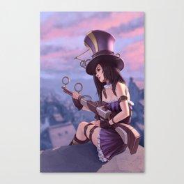 Caitlyn Canvas Print