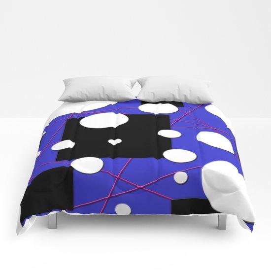 Geo Shape Play Comforters