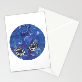 Triptych-2 Stationery Cards