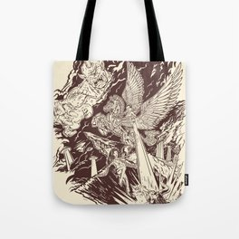 A Geek Legend Tote Bag