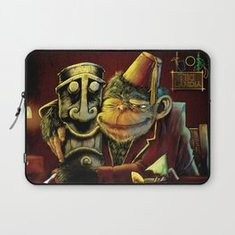 Last Call At Tikilandia Laptop Sleeve