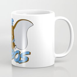 Tufts Jumbos Coffee Mug