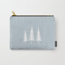 Trees in Threes Carry-All Pouch