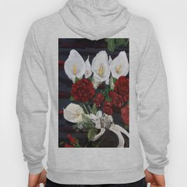 Lillies ad Roses Hoody