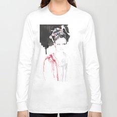 Watercolor illustrations Long Sleeve T-shirt