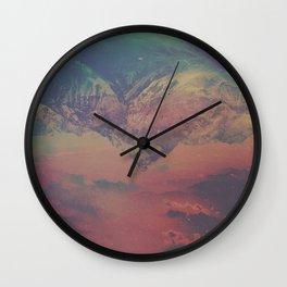 INFLUENCE II Wall Clock