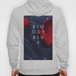 Bloody Blue Hoody