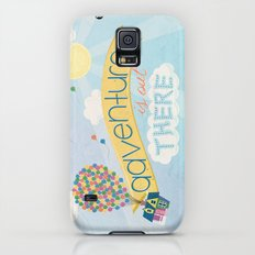 Adventure is Out There Galaxy S5 Slim Case
